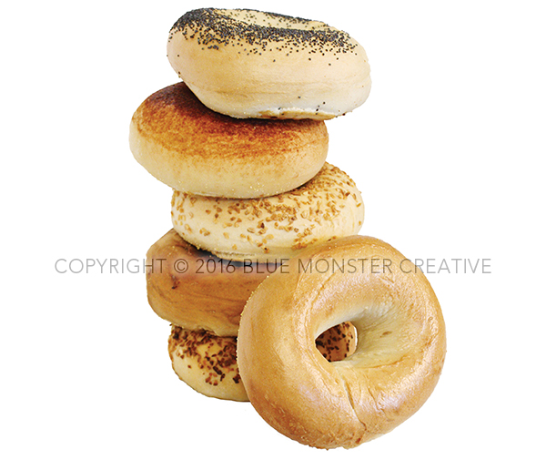 The Bagel Factory - Product Photography