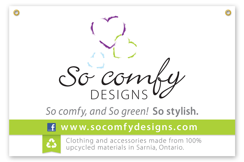 So Comfy Designs - Banner