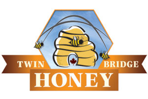 Twin Bridge Honey - Logo