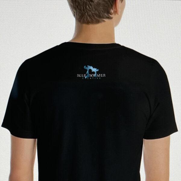 Men's Monster T-Shirt - Back