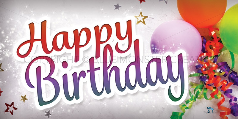 """Featured image for """"Birthday Yard Sign - Customizable"""""""